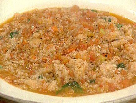 מרק לחם-עגבניות איטלקי: פאפא אל פומודורו2503 (תמונת AVI: שיעור פרטי עם אהרוני)