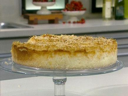 עוגת גבינה מנצחת2492 (תמונת AVI: שיעור פרטי עם אהרוני)