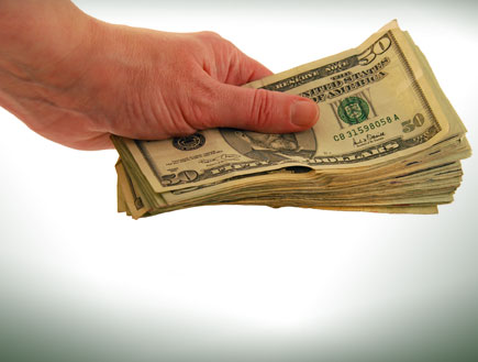 דולרים (צילום: stock_xchng)