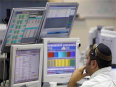 עליות בבורסה, עיבוד מחשב (צילום: חדשות)