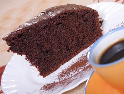 עוגת שוקולד (צילום: istockphoto)