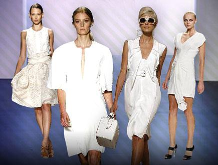 נמצאת יורשת: השמלה הלבנה הקטנה