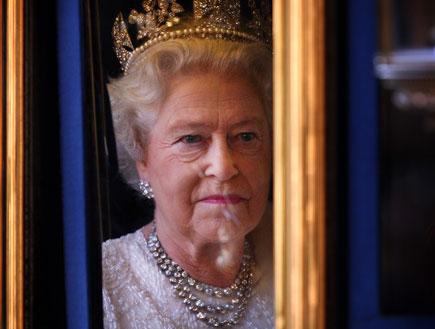 מלכת בריטניה, אליזבת השנייה (צילום: Peter Macdiarmid, GettyImages IL)