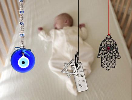אמונות טפלות לתינוקות (צילום: istockphoto)