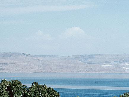 טיולים לצפון: הכנרת (צילום: jupiter images)