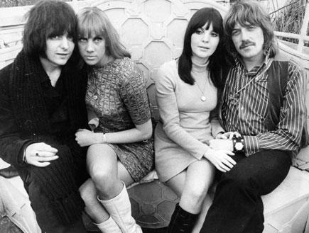 דיפ פרפל 69 Deep Purple (צילום: John Minihan, GettyImages IL)
