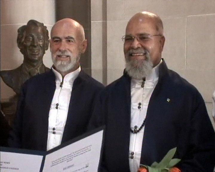 זוג גברים נישאים,נישואין חד מיניים (צילום: חדשות)