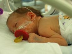 הילה גולדהמר בבית החולים  (צילום: יוסי גולדהמר)