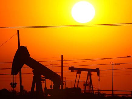 קידוח נפט (צילום: David McNew, GettyImages IL)