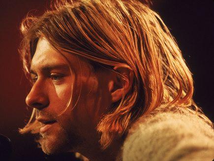 קורט קוביין (צילום: Frank Micelotta Archive, GettyImages IL)