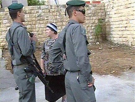 פיגוע בירושלים: פלסטיני חמוש רצח קשיש בן 86 (תמונת AVI: חדשות)