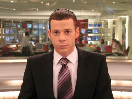 עמית סגל כתב בכנסת של חדשות ערוץ 2
