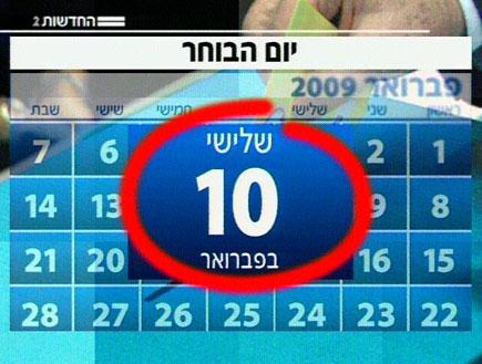 105 ימים של סיסמאות, תעמולה וספינים (צילום: חדשות)