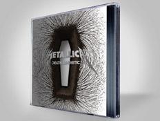 מטאליקה עטיפת אלבום 2008 (צילום: mako)