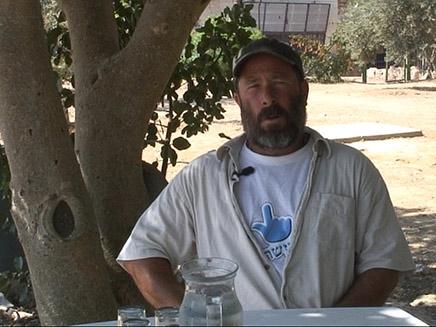 שי דרומי – ראיון (תמונת AVI: ארכיון חדשות ערוץ 2)