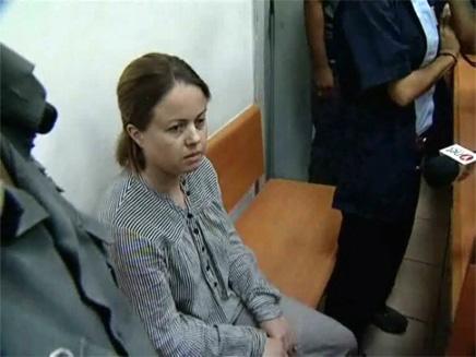 אולגה בוריסוב בבית המשפט