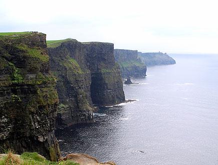 צוקי מוהר באירלנד (צילום: gradus, Istock)