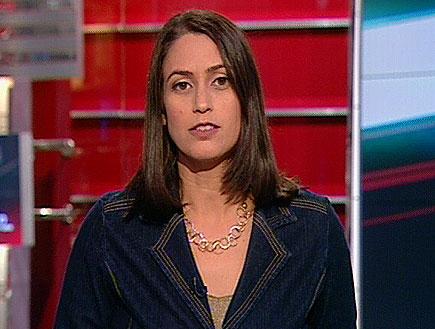 עדכון חדשות עם לילך סונין (חדשות 2) (תמונת AVI: חדשות)