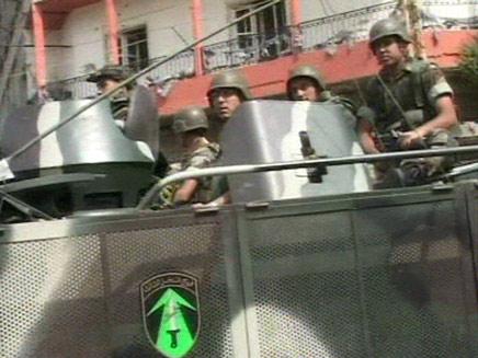 צבא לבנון (תמונת AVI: חדשות)