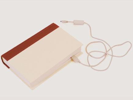 """""""ספר אלקטרוני"""" (צילום: istockphoto)"""