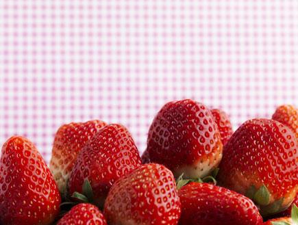 תותים (צילום: istockphoto)