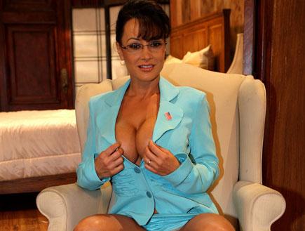 שרה פיילין. סתם, לא (צילום: http://www.celebuzz.com)