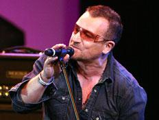 יו 2 U2 בונו (צילום: Alexandra Wyman, GettyImages IL)