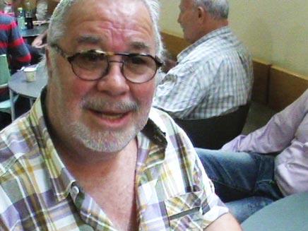 יהודה ברקן, שחקן,במאי עבר (תמונת AVI: חדשות)