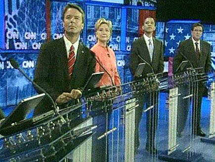 """הבחירות בארה""""ב: גם באינטרנט (תמונת AVI: חדשות)"""