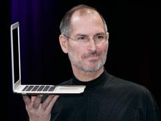 Steve Jobs2 (צילום: David Paul Morris, GettyImages IL)