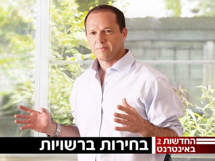 ניר ברקת מתמודד לראשות עיריית ירושלים (צילום: חדשות)
