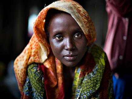 תושבת אפריקה  (צילום: רויטרס)