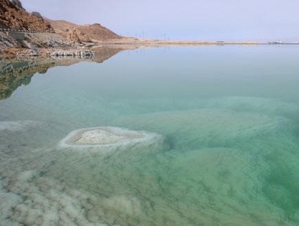 טיול בצפון ים המלח (צילום: istockphoto)