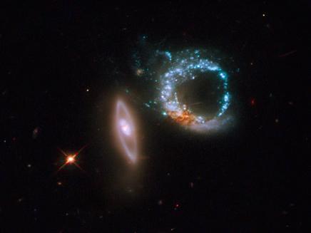 כוכבים חדשים: כך זה נראה בטלסקופ  (יח``צ: רויטרס)