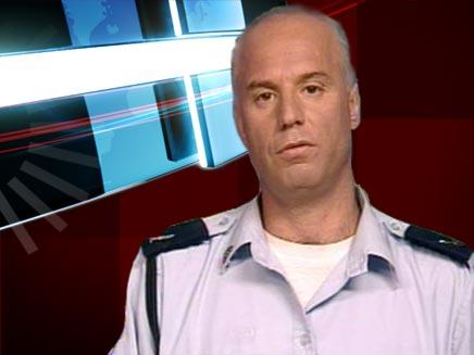 ניצב דוד צור בטור מיוחד לחדשות 2 באינטרנט