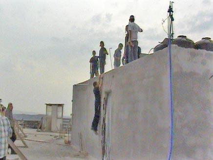 בית המריבה בחברון, ארכיון (תמונת AVI: חדשות)