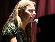 הדרה לוין ארדי אליוט סמית' (צילום: שוקה כהן)