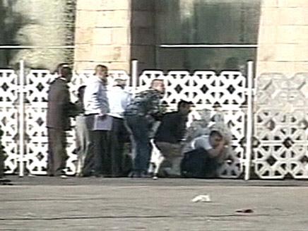 הודו: אנשים מותקפים (תמונת AVI: חדשות)