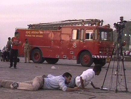 הודו תחת אש (תמונת AVI: חדשות)