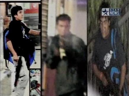 הפיגוע במומבאי. כך נראו המחבלים  (תמונת AVI: חדשות)