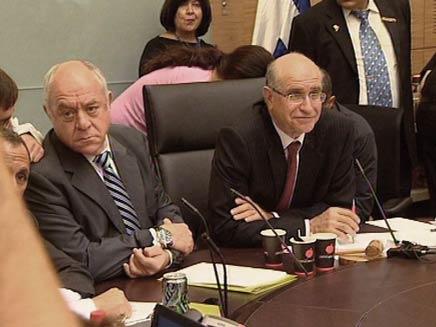 ועדת הכספים, היום (תמונת AVI: חדשות)