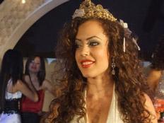 מלכת היופי של המגזר הערבי לשנת 2008 (צילום: פוראת נסאר, חדשות)
