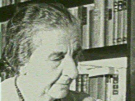גולדה מאיר לשעבר ראש ממשלת ישראל (תמונת AVI: חדשות)