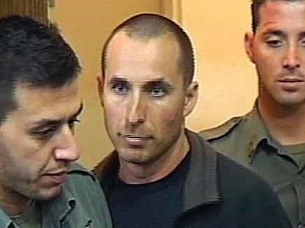 אמיר מולנר בבית המשפט (צילום: חדשות2)