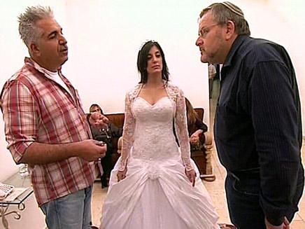 שמלת כלה (צילום: חדשות2)