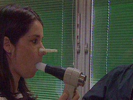 קשה לנשום (תמונת AVI: חדשות)
