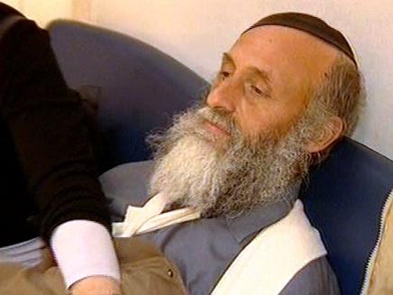 זאב בראוודה יהודי מתנחל (צילום: חדשות 2)