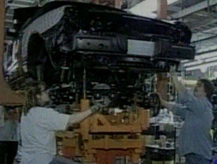 תעשיית הרכב של הדוד סם (צילום: חדשות)