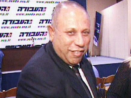 ראלב מג'אדלה, שר ערבי ראשון בממשלה (צילום: חדשות 2)