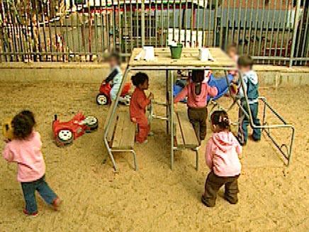 ילדים עניים בישראל. אילוסטרציה (צילום: חדשות 2)